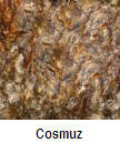 Cosmuz color granite countertop