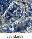 Lapislazuli color granite countertop